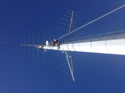 New AUN-TV Tower Up for California Wine Country and North Bay
