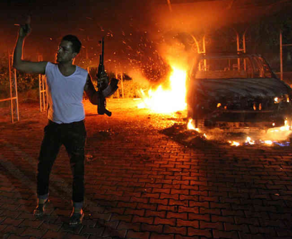 Smoking Gun, Whitehouse Email Exposes Benghazi Coverup