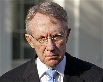 Is Harry Reid Behind the Land Grab of Bundy Ranch?  For Personal Gain?