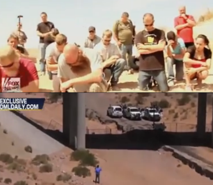 "Amazing Video of the Final Confrontation at Bundy Ranch, Filmmaker ""They Were Ready to Die"""