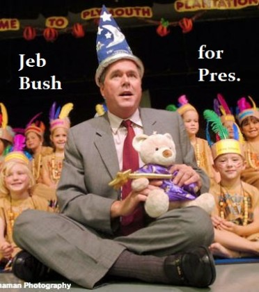 Opposition to Amnesty Jeb Bush Just Can't Figure Out: Is this Leadership Skill?