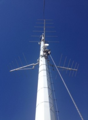 AUN-TV TowerAntenna