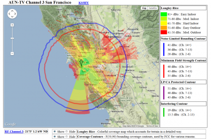 K03HY San Francisco RiceLongleyGoogleMap