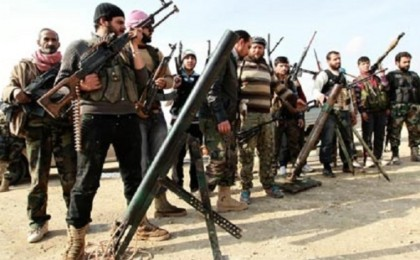 Obama Wants to Give $500 Million to Syrian Rebels. Already Been Done in Secret?
