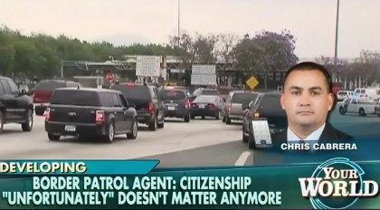 Border Patrol Agent: Obama Administration Releasing Murderers Into U.S., Video