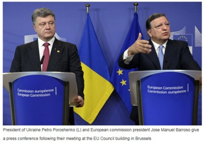 European Leaders Warn Russian Invasion of Ukraine at 'a Point of No Return'