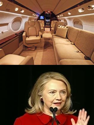 HillaryJetSpeak