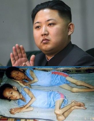 World's Greatest Wealth Inequality, Kim Jong-un Has $5 Billion Cash, While People Starve