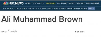 NBC Ali Brown