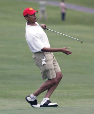 Obama-golf-3