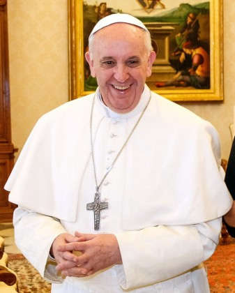 Pope Francis in Favor of Military Action to Save Christians in Iraq