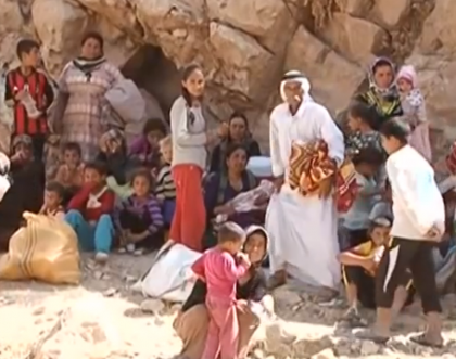 Good News on Mosul Dam and Christians, Kurds Advance, Video of Rescue