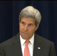 Kerry Compares Threat of Climate Change to that of ISIS and Ebola