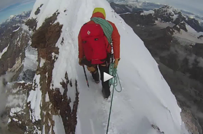Video: The Last 100 Feet to Summit of Matterhorn