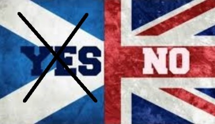 In Decisive Vote, Scotland Rejects Independence, Sticks with the U.K.