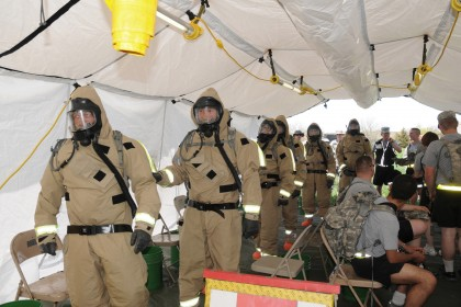 U.S. State Department Orders 160,000 Ebola Hazmat Suits