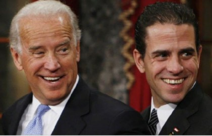 Media Corruption:  Hunter Biden Expelled from Navy for Cocaine Use vs Bristol Palin Being Attacked at a Party in Alaska
