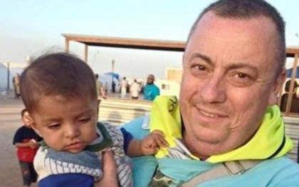 British Aid Worker Beheaded