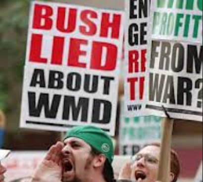 NYT Finally Covers Story Of Extensive Saddam WMD In Iraq, 5,000 Chemical Warheads