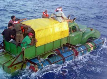 CubaSeaTruck