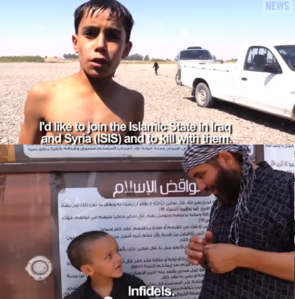 School Of Jihad? ISIS Schools Teach Torture And Beheading, Video