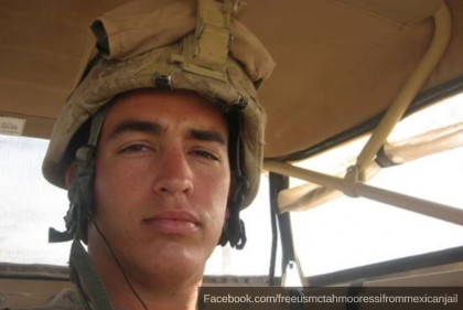 BREAKING NEWS: A Mexican Judge has Ordered the Immediate Release of AndrewTahmooressi
