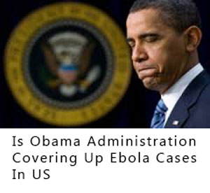 Is There An Ebola Cover-up