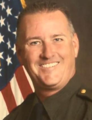 Homicide Detective Michael David Davis Jr