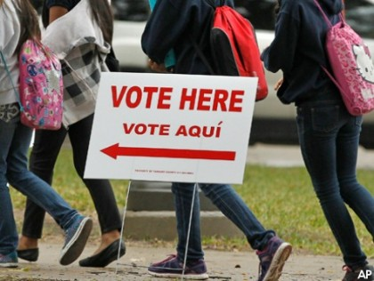 Federal Judge Blocks Texas Voter ID Law