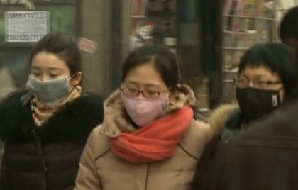 ChinaReportPollutionFacemasks