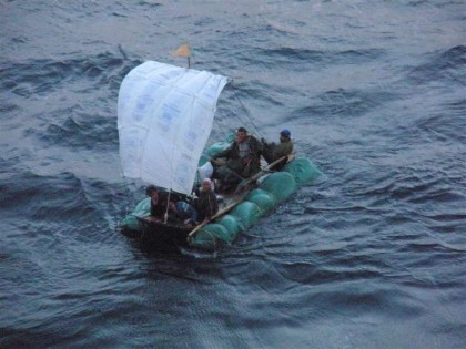 Cuban Migrants Opting for Central American Route to the U.S.