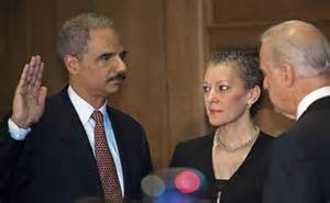 Loretta Lynch Picked to Help Cover up Criminal Investigations of Eric Holder?