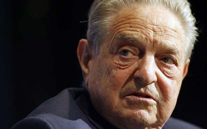 Eric Holder and George Soros to Send 'Monitors' – to Watch For Discrimination