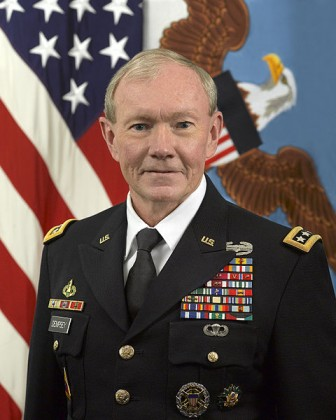 Top U.S. General Just Defied the White House on Israel