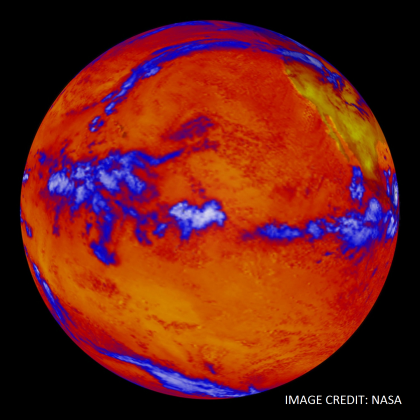 NASA Study Finds Earth's Ocean Abyss Has Not Warmed