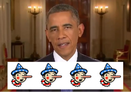Truth Check Of Obama Amnesty Speech, 27 Lies And 4 Pinocchios