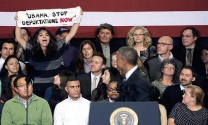 Offscript Obama Brags:  I Took Action to Change the Law