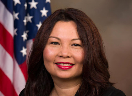 Democrats Refuse to Let Tammy Duckworth Vote on Leadership