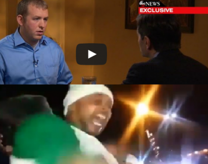 Videos: Darren Wilson's Interview And Michael Brown's Stepfather's Call For Arson and Rioting