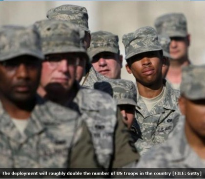 Obama Sends 1,500 More Troops to Iraq