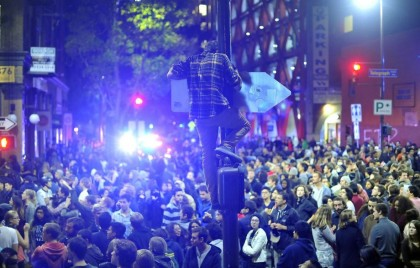 Berkeley protesters 1