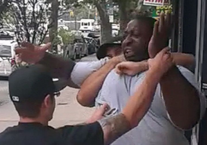 Big Government Killed Eric Garner in New York