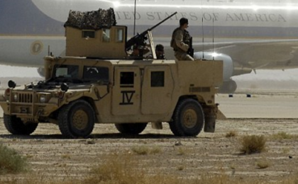USA Back In Shooting Ground War In Iraq, First Battle