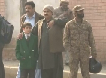 Taliban Militants Attack Pakistan School, 132 Children Dead