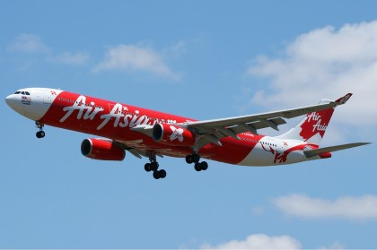 AirAsia Plane With 162 On Board Missing