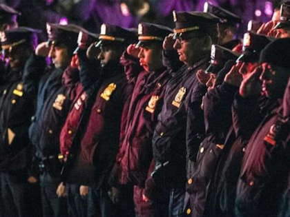 Number of Police Being Fatality Shot Jumps 56 Percent