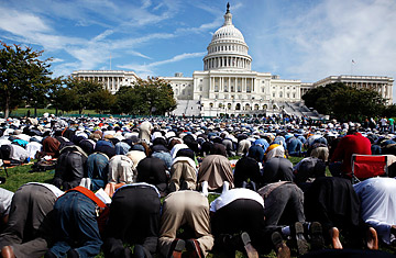 Obama To Allow 75,000 Syrian Muslims Into U.S.