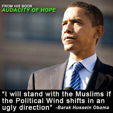 Our Muslim President