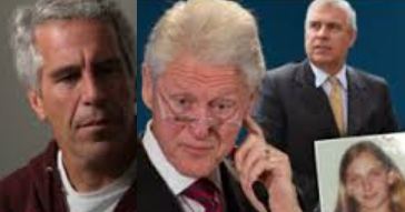 Rich Pedophile Sex Slave Ring News Gets Worse For Bill Clinton And Prince Andrew