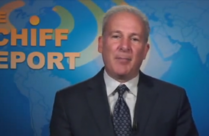 "Will China Pull a ""Switzerland"" on the U.S. Dollar? Peter Schiff Video"